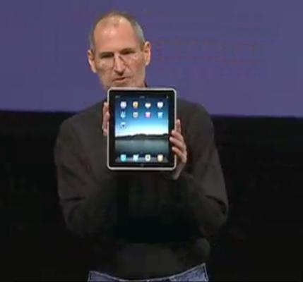 iPad Debut